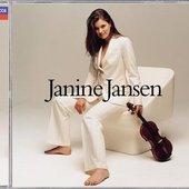 Janine Jansen - Janine Jansen Tchaikovsky / Vaughan Williams