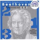 Ludwig van Beethoven - Beethoven: Symphonies Nos 1-3