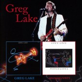 Greg Lake - Greg Lake / Manoeuvres (2CD, Edice 2016)