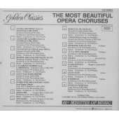 Various Artists - Most Beautiful Opera Choruses (1990)