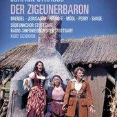 Wolfgang Brendel - STRAUSS Zigeunerbaron Eichhorn DVD-VIDEO