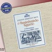 Nicolet, Aurèle - BACH 6 Brandenburg Concertos / Richter