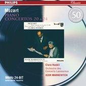 Mozart, Wolfgang Amadeus - Mozart: Piano Concertos Nos.20 & 24 - Haskil, Orch