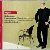 Haydn, Joseph - Haydn Heiligmesse Gardiner