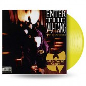 Wu-Tang Clan - Enter The Wu-Tang Clan (36 Chambers) /Limited Coloured Vinyl, Edice 2018 - Vinyl
