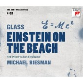 Philip Glass / Philip Glass Ensemble, Michael Riesman - Einstein Na Pláži/Einstein On The Beach (Edice 2012) KLASIKA