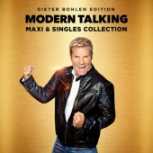Modern Talking - Maxi & Singles Collection - Dieter Bohlen Edition (3CD, 2019)