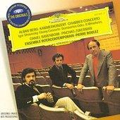 Boulez, Pierre - BERG Chamber Concerto STRAVINSKY Ebony Concerto