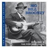 Big Bill Broonzy - The Essential Blue Archive: Vol.2 - The Post War Years