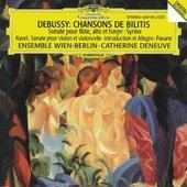 Debussy/Ravel - Chansons de Bilitis / Ensemble Wien-Berlin