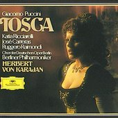Puccini, Giacomo - PUCCINI Tosca Karajan