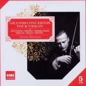 Yehudi Menuhin - Concertos Pour Violon - Beethoven Brahms Mendelssohn Sibelius