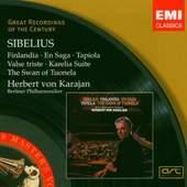 Herbert von Karajan - Sibelius: Popular Tone Poems