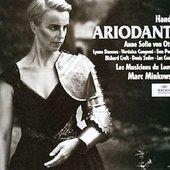 Handel, Georg Friedrich - HANDEL Ariodante Minkowski KLASIKA