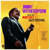 Jimmy Witherspoon - At The Monterey Jazz Festival (Limited Edition 2017) - 180 gr. Vinyl