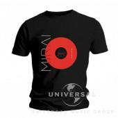 Mirai - Tričko černé s logem  (M)