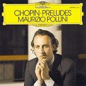 Chopin, Frédéric - CHOPIN 24 Préludes op. 28 Pollini