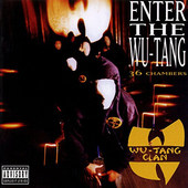 Wu-Tang Clan - Enter The Wu-Tang Clan (36 Chambers)/Edice 2016 - Vinyl