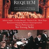 Mozart, Wolfgang Amadeus - Mozart Requiem Solti
