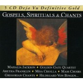 Various Artists - Gospels, Spirituals & Chants (5CD BOX, 2006)