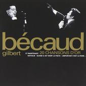 Gilbert Becaud - 20 Chansons D'or