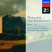 Nielsen, Carl - Nielsen Symphonies 1 - 3 San Francisco Symphony