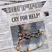 Bonfire - Cry For Help (EP, 2012)
