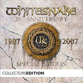 Whitesnake - 1987: 20th Anniversary Special Edition (CD + DVD) CD OBAL