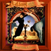 K.D. Lang & The Reclines - Angel With A Lariat (Limited Red Vinyl, RSD 2020) - Vinyl