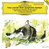 Prokofiev, Serge - PROKOFIEV Peter und der Wolf / Abbado, Sting