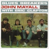 John Mayall With Eric Clapton - Blues Breakers (Edice 2016) - 180 gr. Vinyl