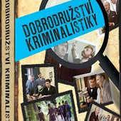 Film/Seriál - Dobrodružství kriminalistiky/8DVD