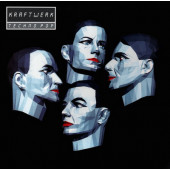 Kraftwerk - Techno Pop (German Version, Limited Silver Vinyl, Edice 2020) - Vinyl