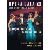 Anja Harteros, Ekaterina Gubanova, Jonas Kaufmann, Bryn Terfell - Opera Gala: Live from Baden-Baden (DVD, 2017)