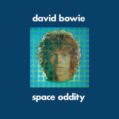 David Bowie - Space Oddity (Tony Visconti 2019 Mix) - With O-Card