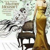 Mozart, Wolfgang Amadeus - MOZART Violin Sonatas Mutter DVD-VIDEO