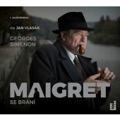 Georges Simenon - Maigret se brání (MP3, 2019)