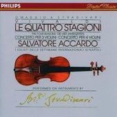 Vivaldi, Antonio - Vivaldi The Four Seasons/ Salvatore Accardo