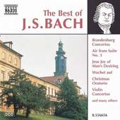 Johann Sebastian Bach - The Best of Bach