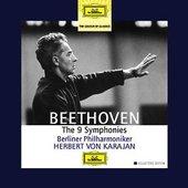Beethoven, Ludwig van - BEETHOVEN 9 Symphonien Karajan 1963 CD