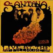 Santana - Live At The Fillmore - 1968