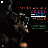 Ray Charles - Genius + Soul = Jazz (Remastered 2011) - 180 gr. Vinyl