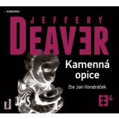 Jeffery Deaver - Kamenná opice (MP3, 2020)