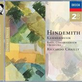 Hindemith, Paul - Hindemith Kammermusik Chailly
