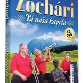 Žochári - Tá naša kapela/CD+DVD