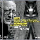 Alfred Brendel - ALFRED BRENDEL / LISZT, SCHUMANN