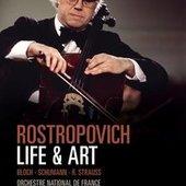Bernstein, Leonard - Rostropovich - Life and Art DVD-Video