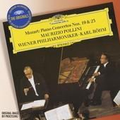 Mozart, Wolfgang Amadeus - MOZART Piano Concertos 19 + 23 / Pollini
