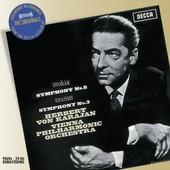 Herbert von Karajan - Brahms: Symphony No.3 in F / Dvorak: Symphony No.8