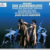 Mozart, Wolfgang Amadeus - MOZART Die Zauberflöte Gardiner